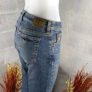 Armani Jeans Indigo Series 003 Comfort Fit